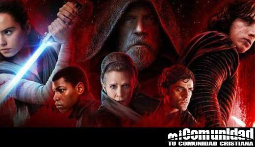 El cristianismo y el mensaje de 'Star Wars'