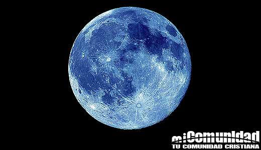 """Evento Celestial: El 31 de Enero """"Super Luna De Sangre Azul"""""""