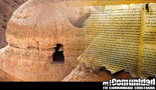 Descubrimiento de los Rollos del Mar Muerto puede explicar enigma bíblico sobre última semana de Jesús