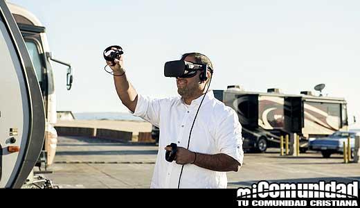 Este pastor está poniendo su fe en una iglesia de realidad virtual