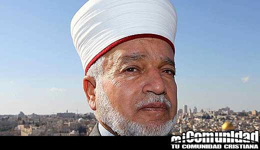 """PA Mufti advierte """"desastres de guerras"""" si la embajada de EE. UU. Se muda"""