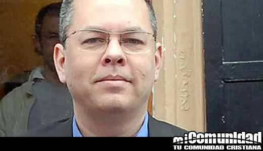 "Incarcerated pastor Andrew Brunson is ""surrounded by the body of Christ,"" says wife Norine"