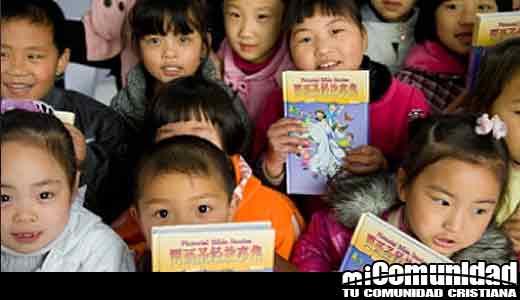 Wenzhou, China: Prohíbe la enseñanza de la Biblia a niños