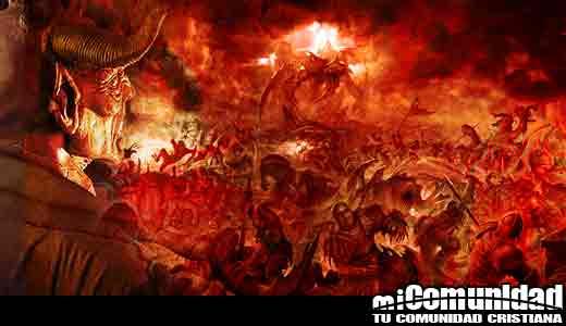 ¿Qué significa que el nombre del demonio era Legión?