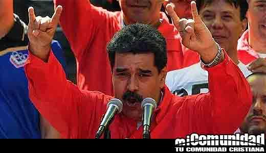 """Maduro: """"Me quedaré muchos años en el poder"""""""