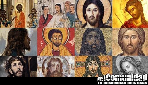 imagen contiene fotos de la mayoria defotos de Jesus de los tiempos