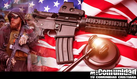 ¿Cómo debería ver un cristiano el control de armas?