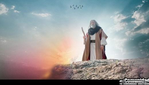 ¿Vio Moisés a Dios?