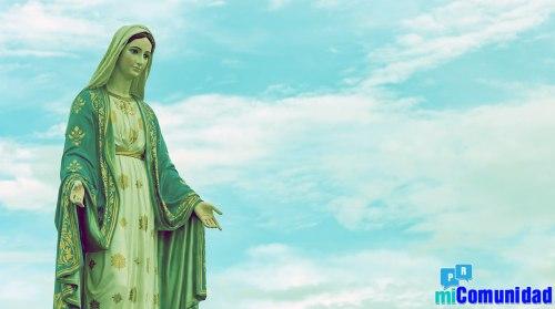 ¿Nació María sin pecado?