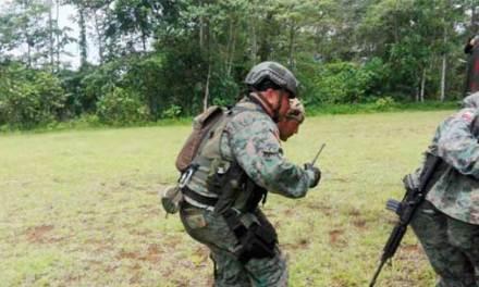 Ataque con artefacto explosivo deja 3 militare ecuatorianos muertos frontera con Colombia.