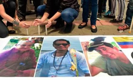 Cuerpos están en Colombia, pero no se sabe lugar exacto