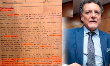 Alex Bravo denunció que Pablo Celi habría recibido coimas por informes favorables de Contraloría