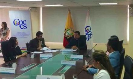 CPCCS denuncia bloqueo por parte del Gobierno Nacional para evitar fiscalización
