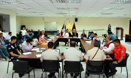 Gobernador prepara plan de seguridad para fiestas de Santo Domingo. Video.