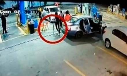 Desarticulan organización delictiva que robaba en gasolineras