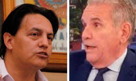 Cruce de tweets origina esta revelación dice un supuesto twitter exhibido por el activista Fernando Villavicencio