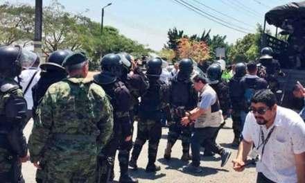 Ejército se une a lucha contra delincuencia.