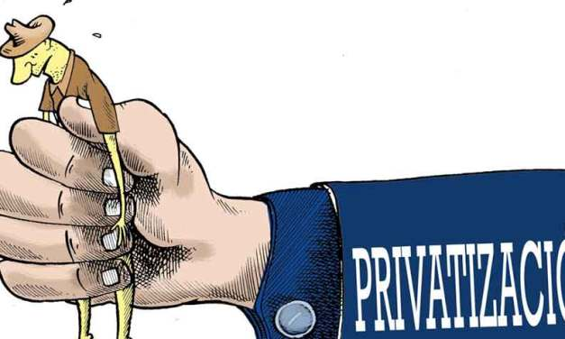 Privatizar la Democracia.