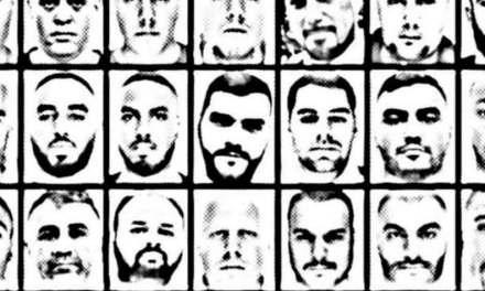 Rostro de los delincuentes ya no tendrán que ocultarse.