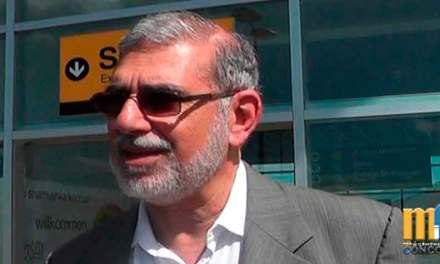 Dahik denuncia a Vargas por presunto terrorismo