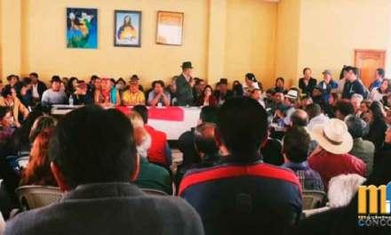 Parlamento de Pueblos trabaja en un nuevo modelo económico para Ecuador