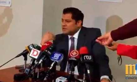 """Fausto Jarrín: """"La Fiscal no sabía que McCann Erickson es una empresa y la llamó a rendir testimonio"""""""