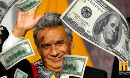 Presidente Moreno renuncia a su sueldo vitalicio como exvicepresidente