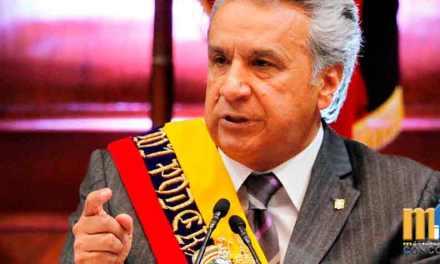 Presidente Moreno envió un nuevo Proyecto Económico Urgente a la Asamblea Nacional
