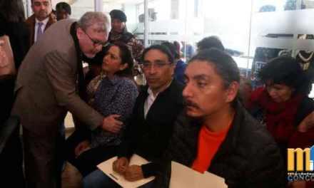 Ratifican prisión preventiva contra Hernández y Pabón