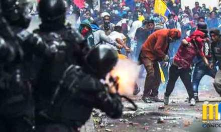 ONU concluye que hubo uso desproporcionado de la fuerza en protestas de Ecuador