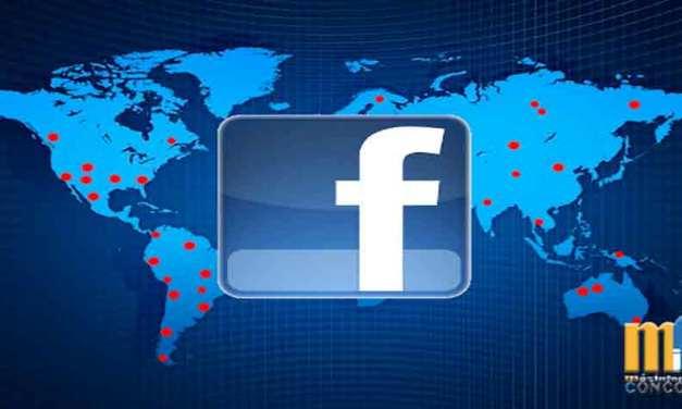 Facebook admite que rastrea ubicación de sus usuarios, todo el tiempo