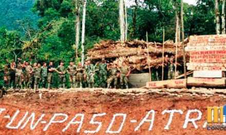 Guerra del Cenepa, 25 años.