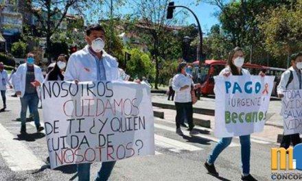 Gobierno anuncia pagos a médicos postgradistas del Ministerio de Salud