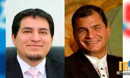 Arauz/Correa binomio de Compromiso Social Lista 5?
