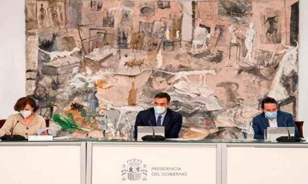 Gobierno de España impone toque de queda tras segunda ola de contagios por Covid-19