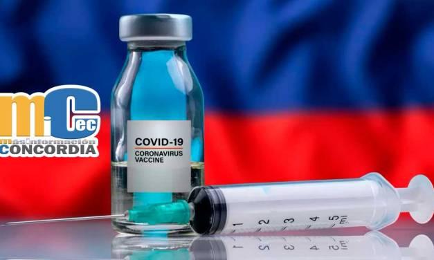 Nueva vacuna rusa contra el Covid tiene el 100% de efectividad