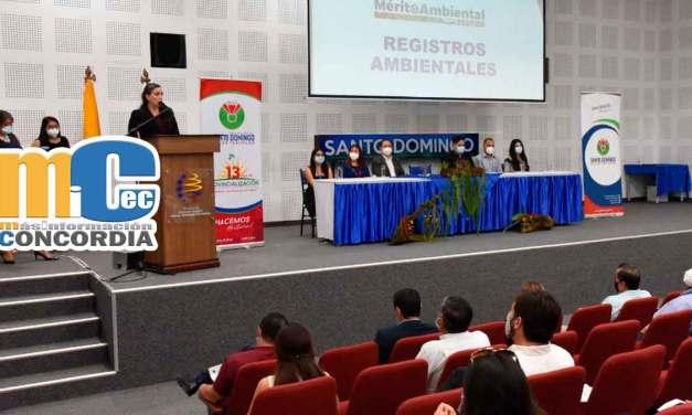 prefectura ENTREGÓ reconocimientos al MÉRITO ambiental 2020
