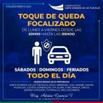 NUEVO ESTADO DE EXCEPCIÓN ES POR CALAMIDAD PUBLICA