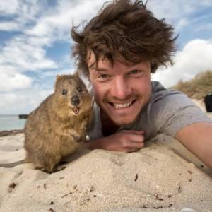 Allan_Dixon_selfie_animal_