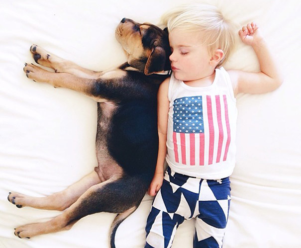Theo-Beau-toddler-naps-with-puppy-theo-and-beau-2-5