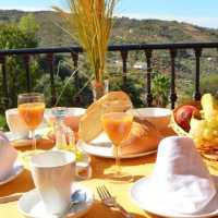 Málaga: Hotel Rural Sierra Tejeda