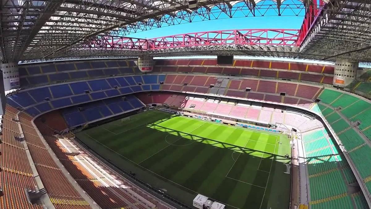 MilanTrip: Estadio Giuseppe Meazza