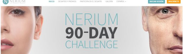 Concurso de 90 dias Nerium Resultados Reales