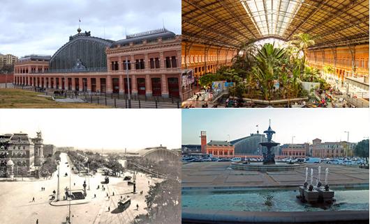 Madrid: Atocha