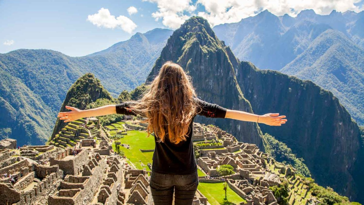 Perú: Machu Picchu