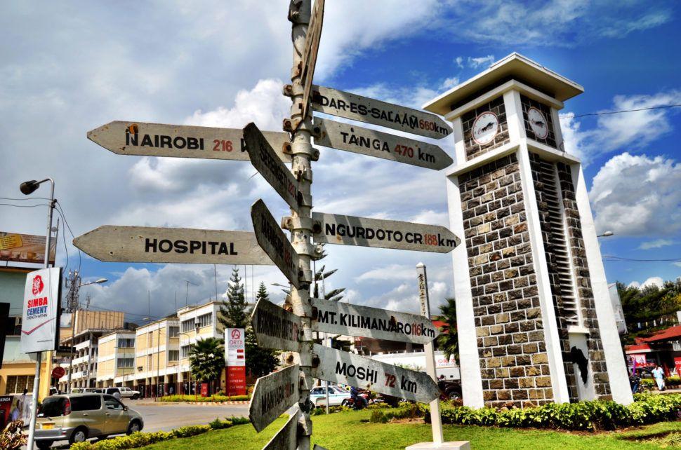 Tanzania: Arusha (Ciudad)