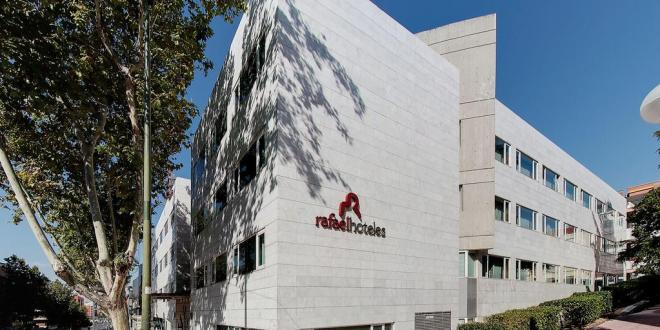 Madrid: Hotel Rafael Ventas