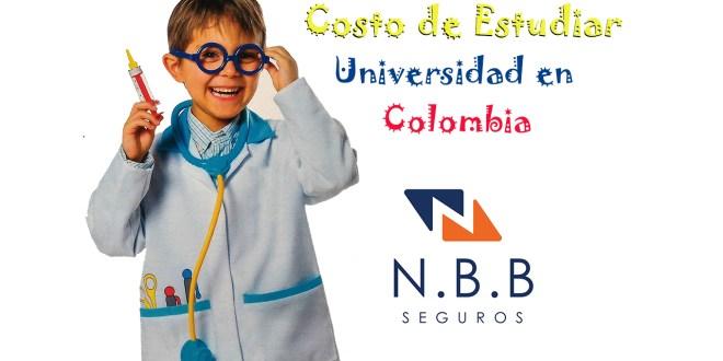 Costo de Estudiar Universidad en Colombia