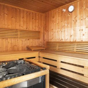 Hotel NH Sauna