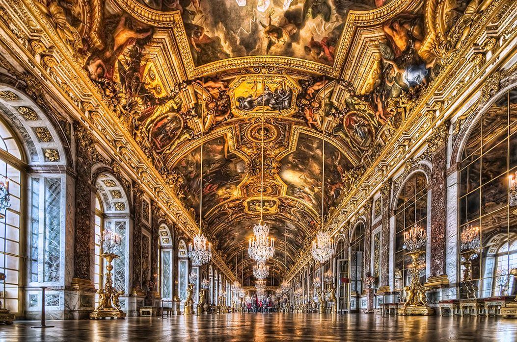 Par 237 S Palacio De Versalles Y Sus Jardines Mi Contenido